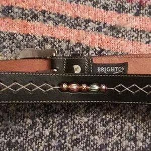 Brighton beaded belt